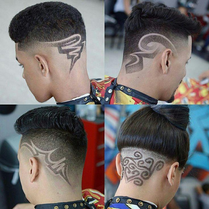hair art created barber