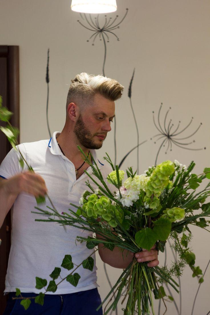 "Сессия ""Свадебная флористика"" www.art-house.in.ua #wedding #floristics #флористика #свадебная #свадебные_букеты #артхаус"