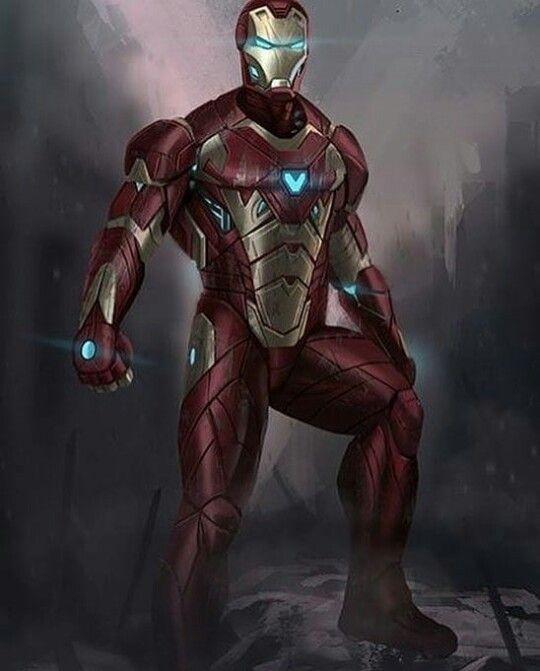 Iron Man mark 51 | Iron man, Iron man armor, Marvel iron man