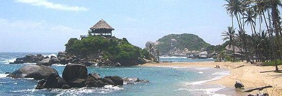 Vacaciones en Santa Marta Colombia