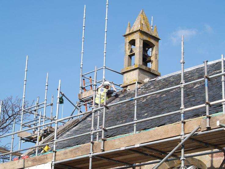 Repairs to the bellcote