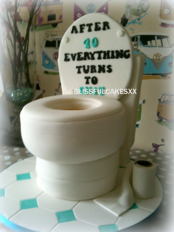 Funny Toilet Cake Images : Toilet!! Special cakes Pinterest Toilet, Cake and ...