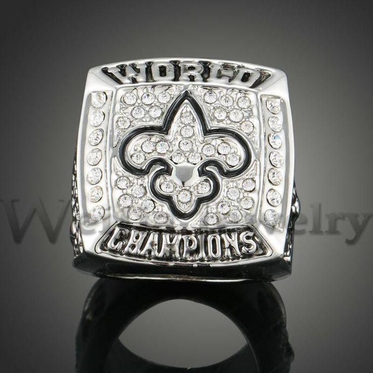 2009 New Orleans Saints Super Bowl Ring