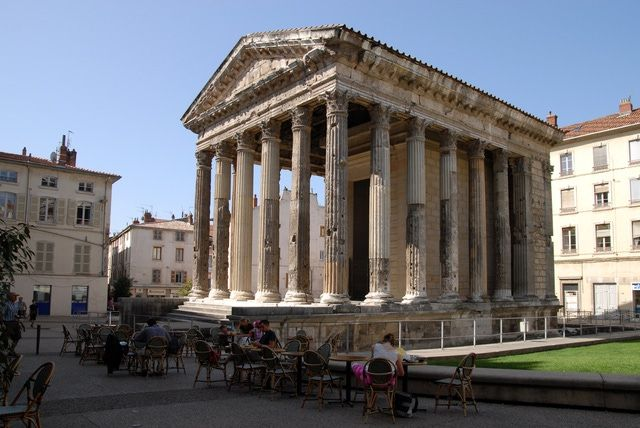 Top Roman Cities and Ancient Sites in France: Vienne, Isere,  Rhone Valley