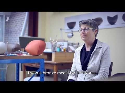 Ann Van Hoey, Belgium  [video interview subtitled English]