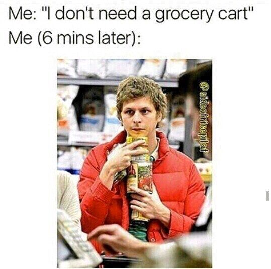 Funny Memes – When Shopping