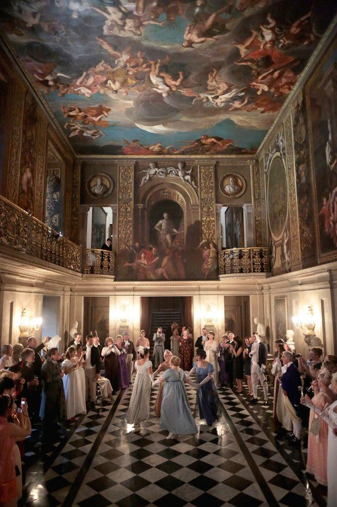 Chatsworth House History: Pride & Prejudice Ball In Chatsworth House June 22, 2013