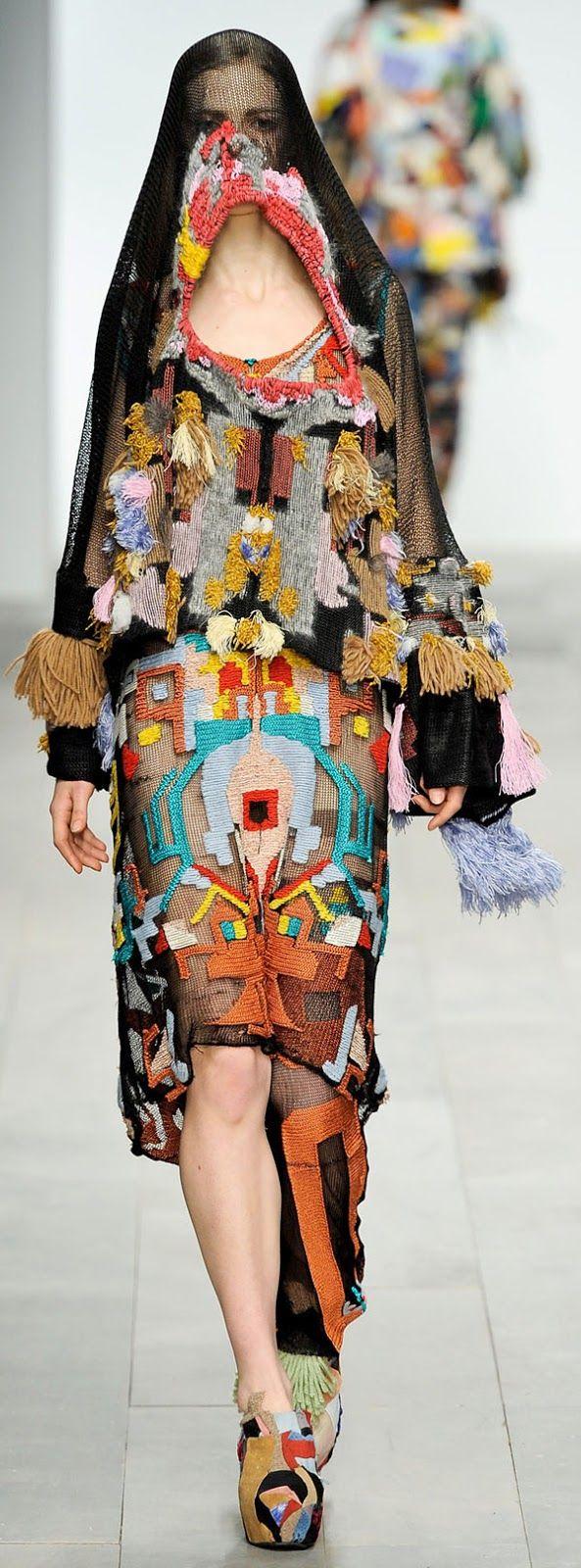 Wearable art by Leutton Postle