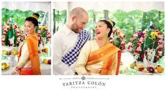 Laos Wedding Ceremony | Yaritza Colón Photography; I'm considering adding in some Lao traditions