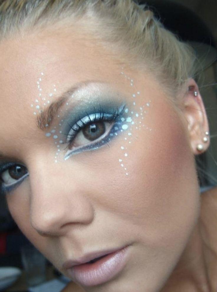 Inspiração maquiagem de sereia para fazer no Carnaval