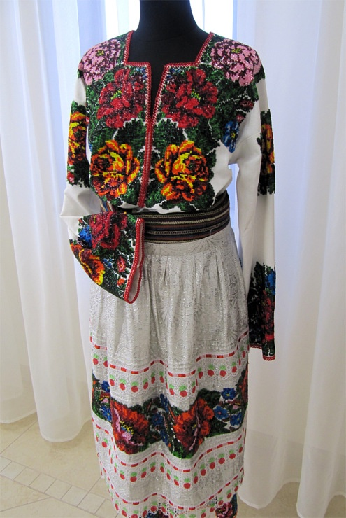 Ukrainian traditional clothes
