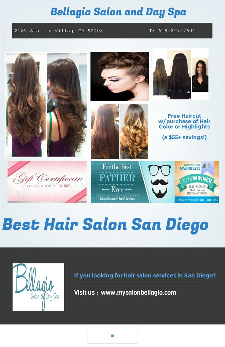 1000 images about only at bellagio salon day spa on for 7 image salon san diego