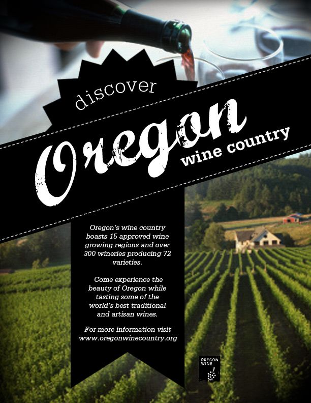 Wine Advertising Campaigns | Lindsay Hart » Oregon Wine Country