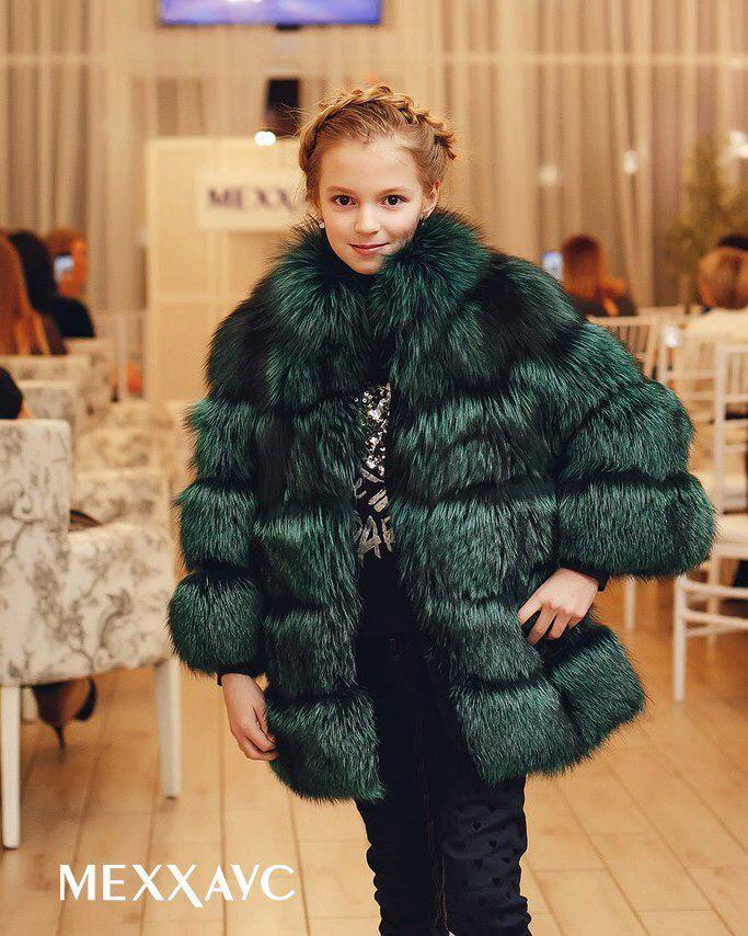 В нашем онлайн магазине так же представлены шубки для маленьких модниц. Дизайнеры детской одежды не уступают взрослой моде, ежегодно представляют свои новые разработки детских шуб, где учитываются все нюансы возраста. Так же не забывайте про услугу индивидуального пошива. Вы можете внести изменения в данной модели, либо наш дизайнер создаст эскиз по вашим пожеланиям для вашей принцессы. #МЕХХАУС#купитьшубу #купитьдетскуюшубу #шубыдлядетей #модныешубы #шубыкиров #кировмех