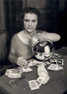 Divination:  #Fortune #Teller.