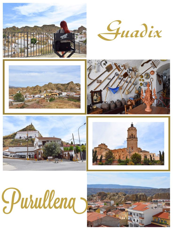 Looking for a guide or information of Guadix and Purullena? Visit our page to grab best advices, places and see some amazing pictures! See you.