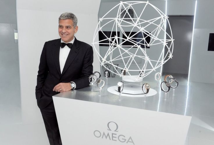 #Omega hosted the #Speedmaster event in Houston, Texas with ambassador #GeorgeClooney to commemorate the 45th anniversay of #Apollo 13, in which the Silver Snoopy Award was given to Omega, by #NASA, for their efforts in the Apollo missions.
