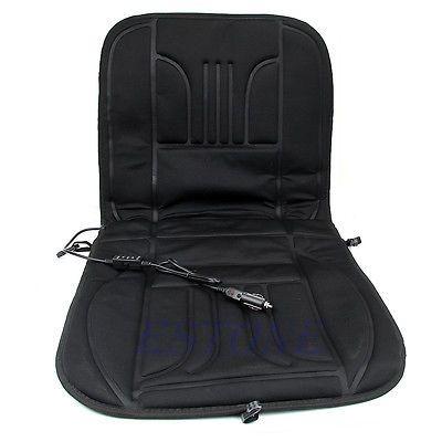 B86  автомобилей с подогревом подушка сиденья горячая крышка авто 12 В тепло отопление теплее коврик зима черный