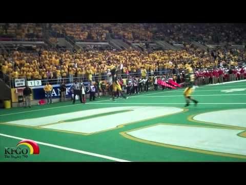 KFGO.com: Celebrates 2011-12 NDSU Bison Football