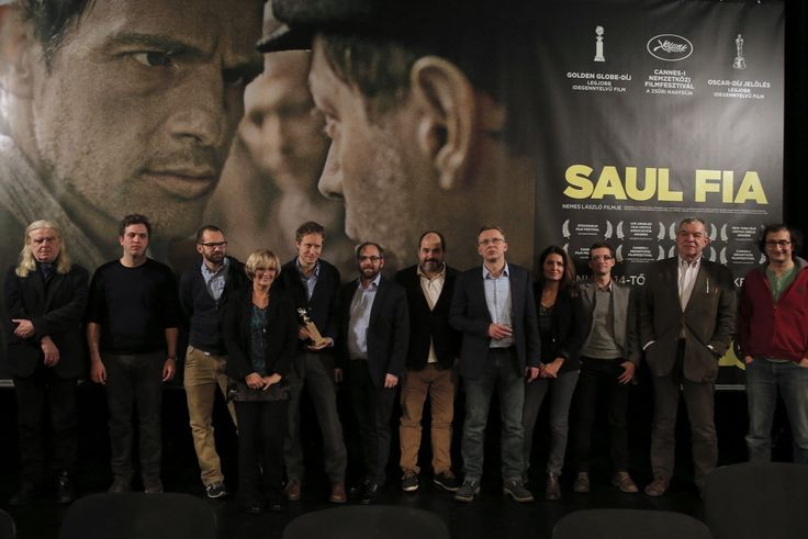 """""""Son of Saul"""", Oscar-nominated for the Best Foreign Language Film 2016"""