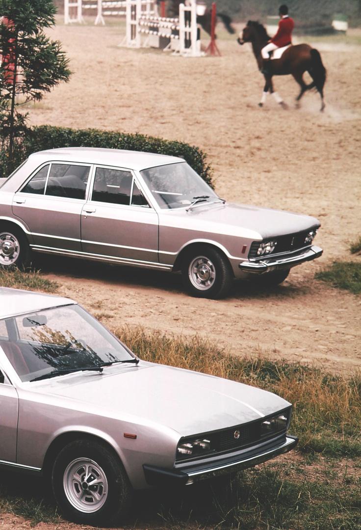 Fiat 130's
