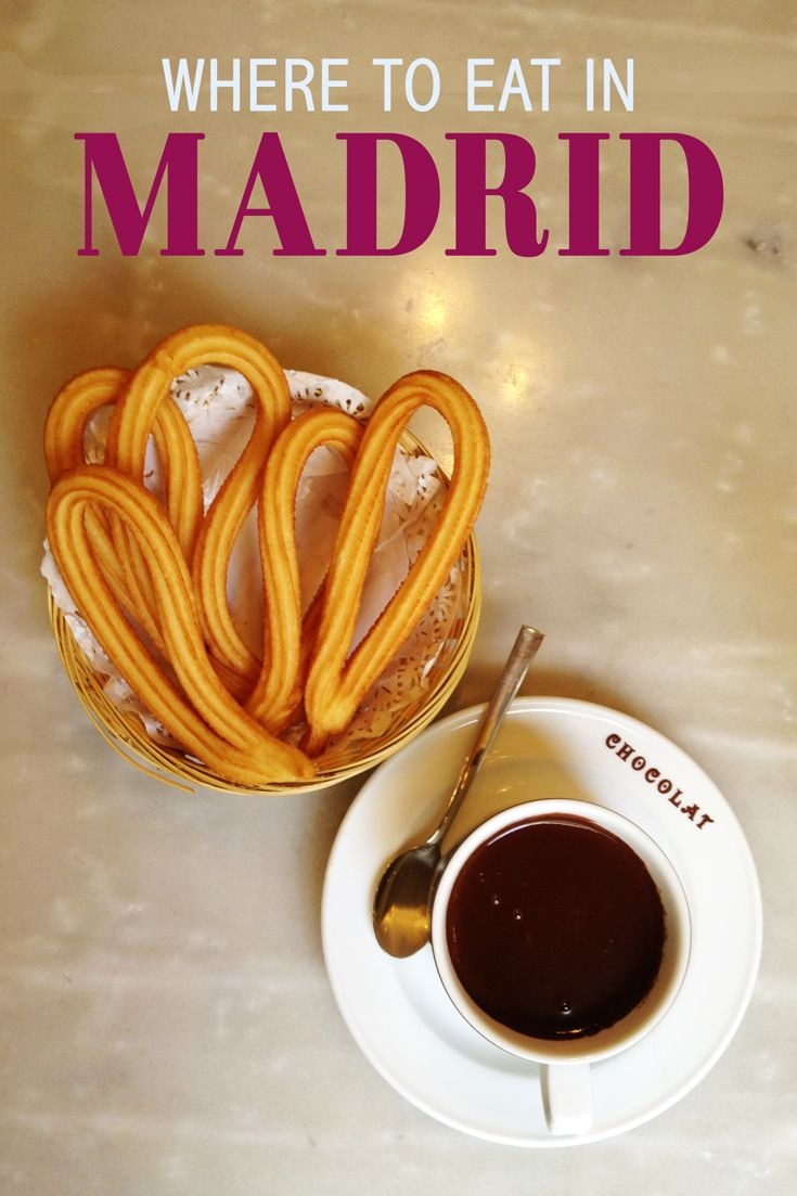 Where to Eat in Madrid: Madrid is has a plethora of traditional, authentic Spanish cuisine. Here are some of the must try places to eat in Madrid!