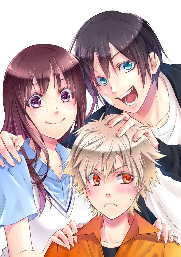 Download ノラガミ Noragami, Noragami anime, Anime