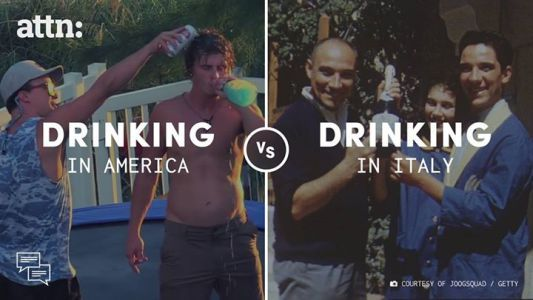 America can learn a lot from drinking culture in Italy. #news #alternativenews