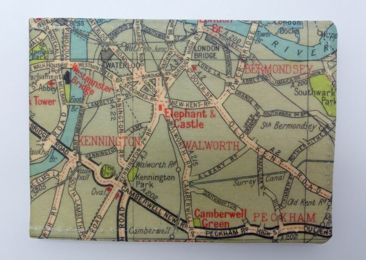 Oyster card holder, bus pass holder, travel card holder,wallet. London map print wallet .Card wallet, Oyster card wallet, credit card holder by lemonyjen on Etsy