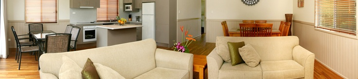 Surf Villa - Fingal Bay Holiday Park Port Stephens