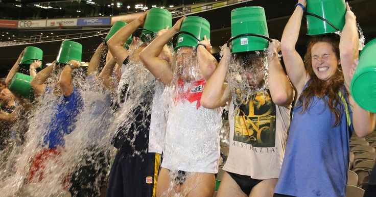 Ice Bucket Challenge funds ALS gene discovery #Science #iNewsPhoto