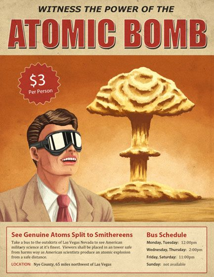 KNPR's State of Nevada -- Atomic Tourism In Las Vegas #interestingandwierd