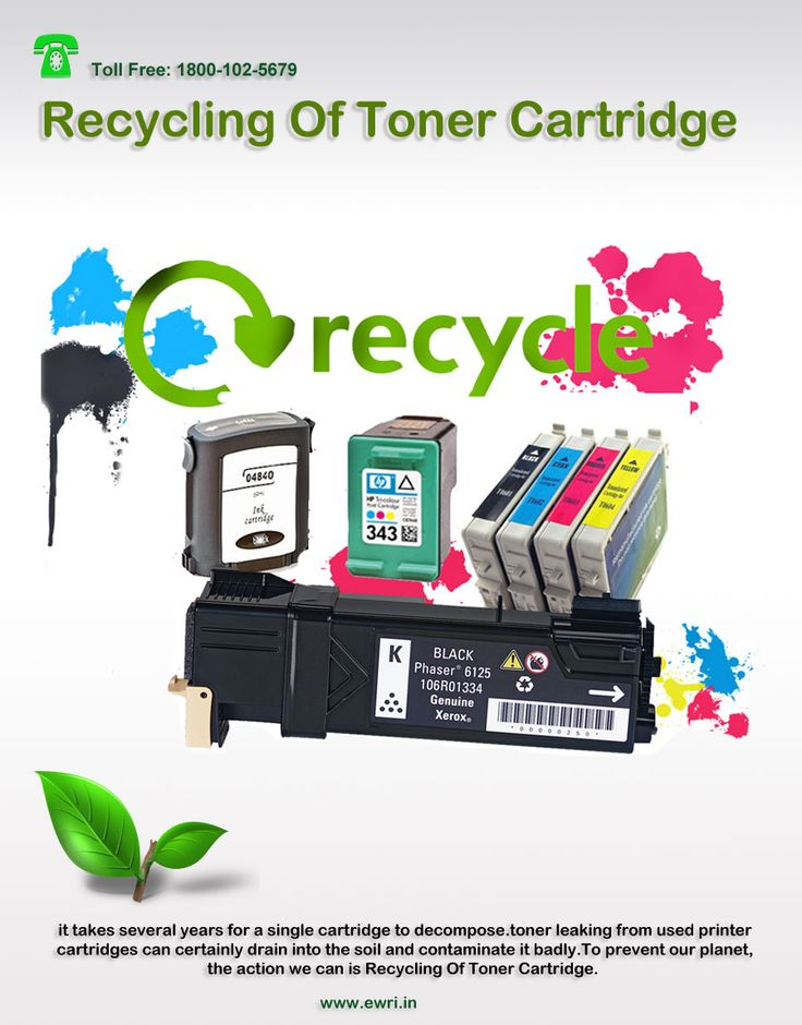 The Best Toner and Inkjet Cartridges Recycling Services in Your City where you are going to spend the rest of your life..!! http://www.e-waste-recyclers.co.in/toner-cartridge.php