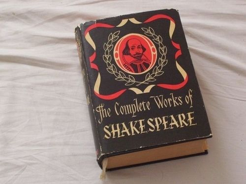 The Complete Works of Shakespeare. I've read Romeo and Juliet multiple times. I do admit that I haven't read any of the more obscure plays and sonnets though.