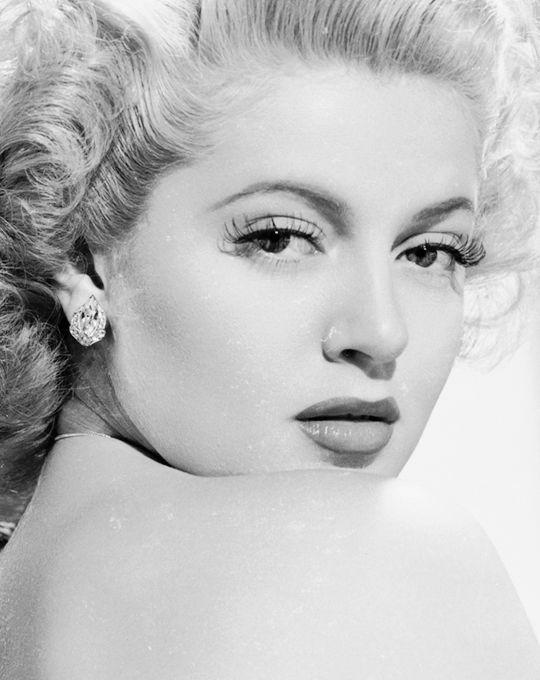 Lana Turner, from Slightly Dangerous (1942)