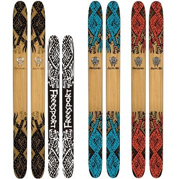 graf park skis