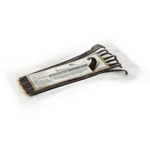 Homebrew Finds: 5 Premium Bourbon Madagascar Vanilla Beans - $5.98 Shipped