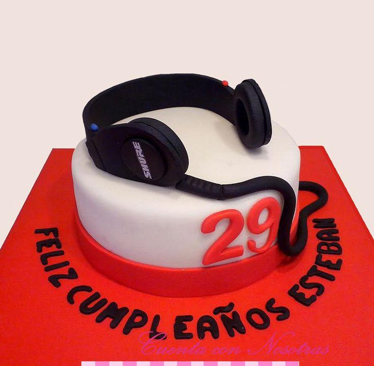 Torta audífonos