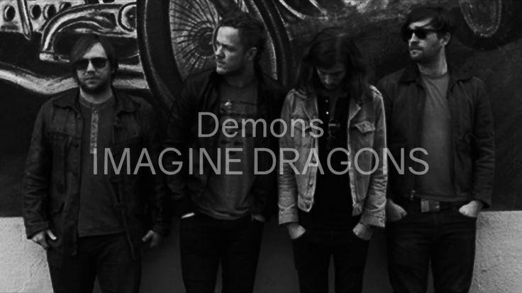 Imagine Dragons - Demons Video Music Karaoke with Synced Lyric
