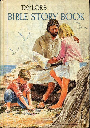 Taylor's Bible story book by Kenneth Nathaniel Taylor https://www.amazon.ca/dp/0842367004/ref=cm_sw_r_pi_dp_x_NOLzybAC9RCNA