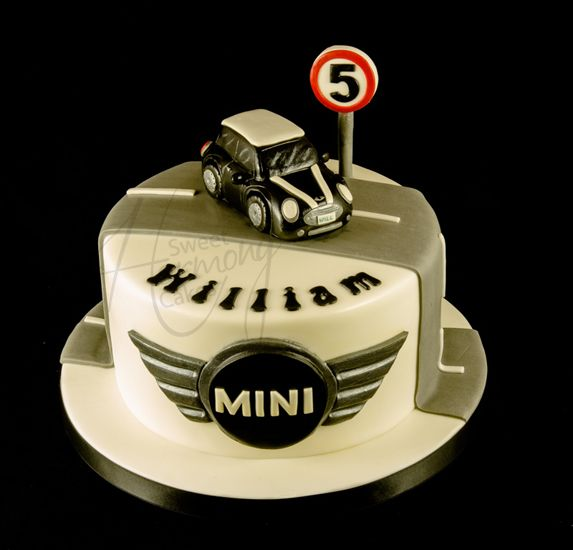 Images Of Mini Cooper Cakes