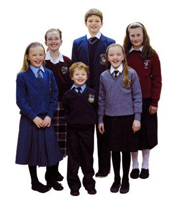 School Uniforms for children | Grants Uniforms - School Uniforms in Dublin and across Ireland