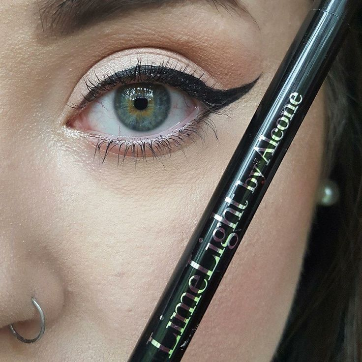 how to get your eyeliner perfect