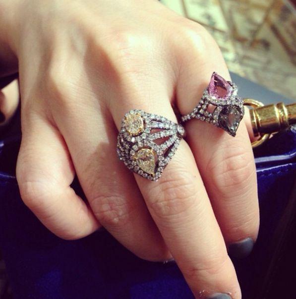Fancy Sapphire, Jewelry Blog, Jewelry