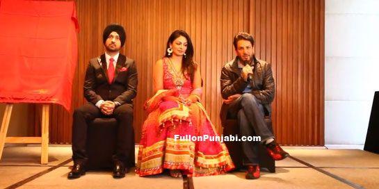 "Neeru Bajwa as Producer - ""Fresh Air Movies"""
