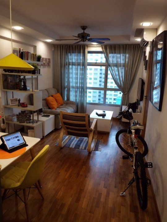 76 best design singapore homes public housing hdb images for Hdb 2 room flat interior design ideas