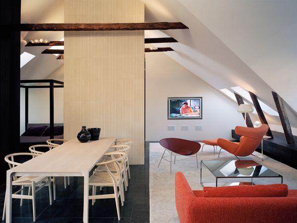 Loft Apartment, CLAESSON KOIVISTO RUNE