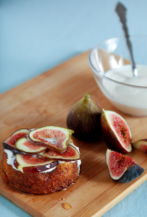 Grilled Figs With Honeyed Mascarpone Recipes — Dishmaps