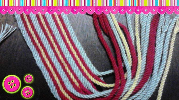 Fajon o gasa tipo Wayuu 17 cordones