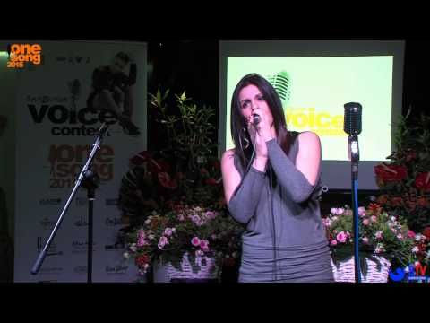 Sardinia Voice Contest - One Song 2015 Esibizione di Michela Torrente